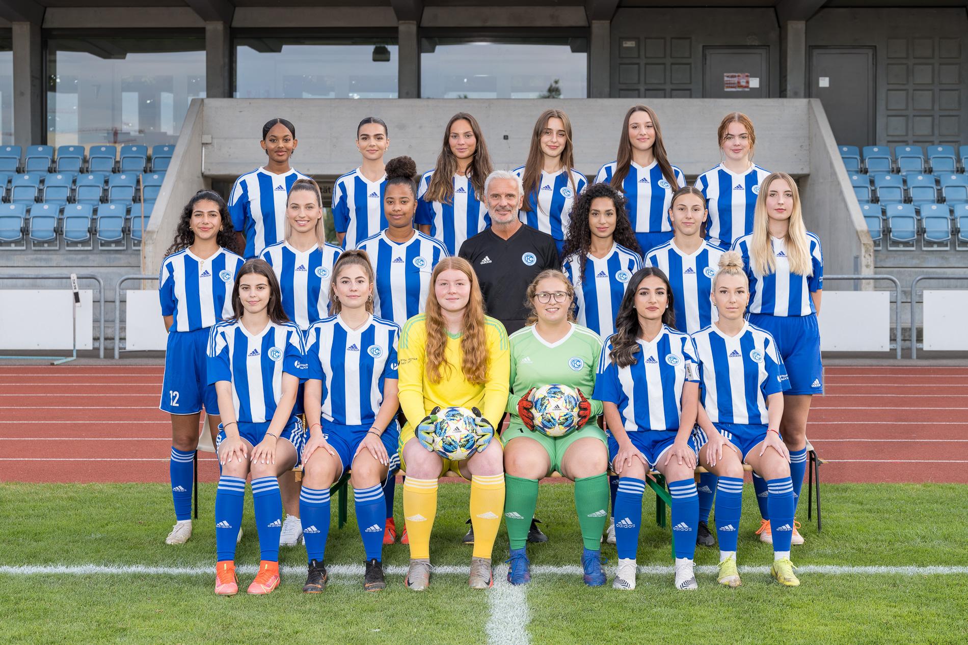 Team Damen 2
