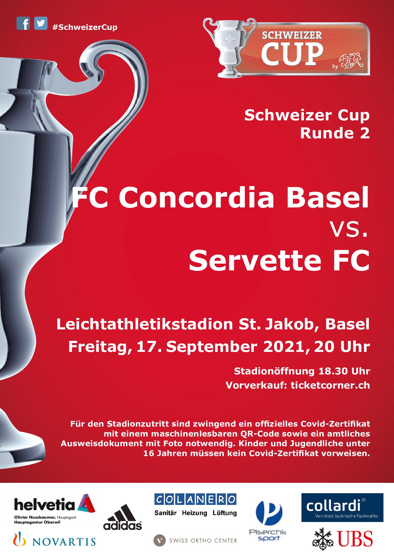 Matchplakat_FCC-Servette_FC_Cup_A3_2021